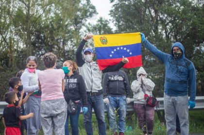 Venezolanos-en-Colombia