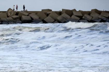 En estas costas de Holanda murieron 5 surfistas.