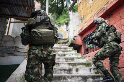 Militares del Ejército involucrados con criminales