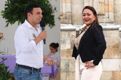 Alcaldes de Cereté, Luis Rhenals, y Sucre, Elvira Mercado, suspendidos por la Procuraduría