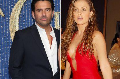 Harry y Aura Cristina Geithner, hermanos y actores.
