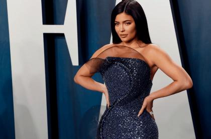 Kylie Jenner publica la foto de su licencia de conducir