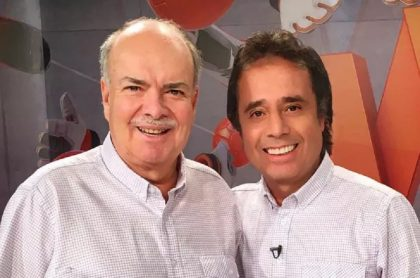 Iván Mejía y César Augusto Londoño
