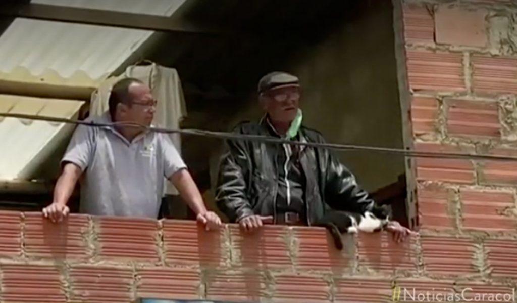 Captura de video - Noticias Caracol.