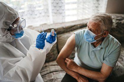 Vacuna contra coronavirus.