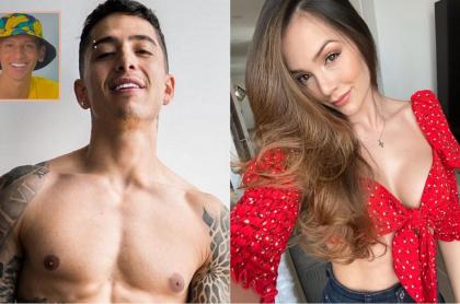'La Liendra', 'influencer'; Andy Rivera, cantante; y Lina Tejeiro, actriz.