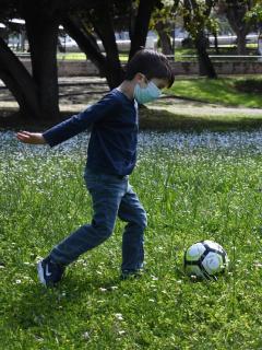 Niños en tiempos de coronavirus