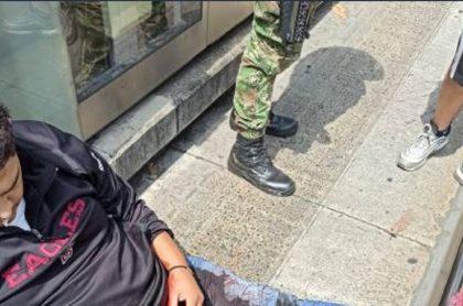 Mueren dos presuntos ladrones en Medellín