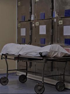 Cadáver coronavirus