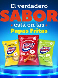 Papas Super Ricas
