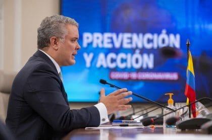Duque pide rapidez en reglamentación de cadena perpetua tras asesinato de niña en el Huila
