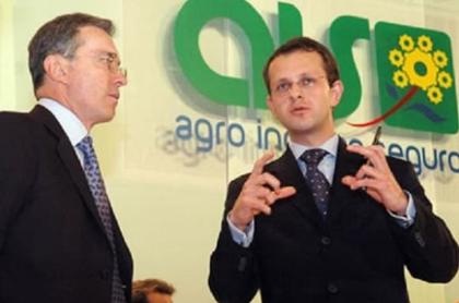 Uribe dice que apoyaría a Arias a la presidencia