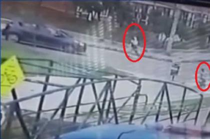 Asesinan a conductor por evitar robo de mercado en Bogotá