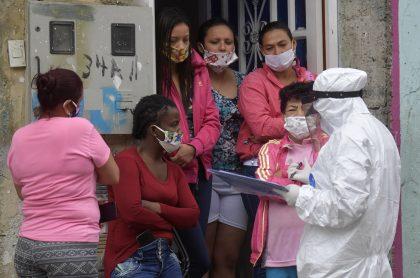 Kennedy, la más afectada por COVID-19 en Bogotá