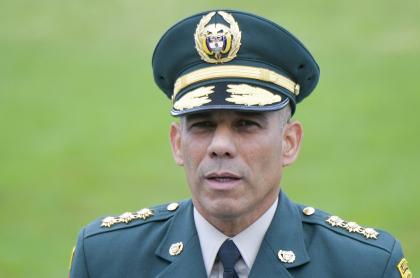 General Eduardo Zapateiro, comandante del Ejército