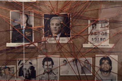 Lanzan serie 'Matarife' sobre Álvaro Uribe