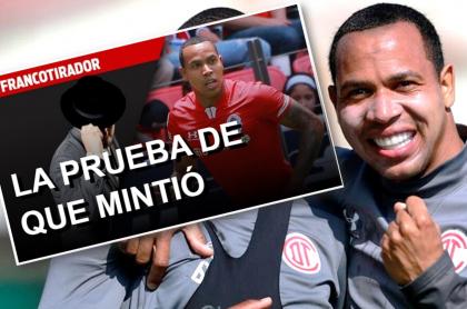 Felipe Pardo, acusado de mentir