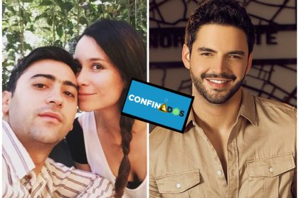 Variel Sánchez y Estefania Godoy / Sebastián Carvajal