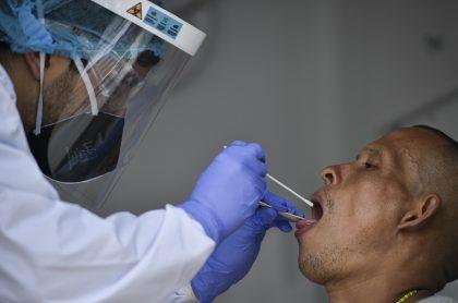 Casos de coronavirus en Colombia mayo 19