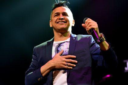 Jorge Celedón, cantante.
