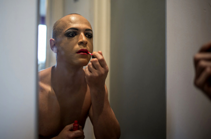 Drama de las trabajadoras sexuales transgénero en Brasil.