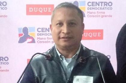 Alcalde de Guaduas capturado, Germán Herrera Gómez