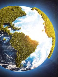 Drones reforestarán el planeta.