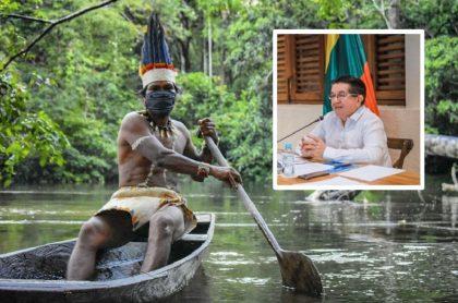Denuncia de habitantes de Amazonas contra ministro de Salud
