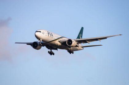 Avión PIA