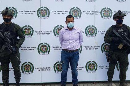 Capturan a alias 'Wilson', capo buscado en España