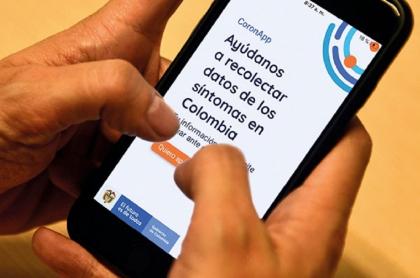 Dudan de la seguridad de datos de los colombianos en Coronapp