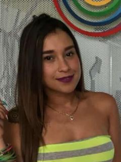 Natalia Rueda, conocida como Kloe la maravilla