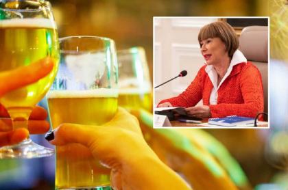 Ministra del Interior ordena que no se abran bares