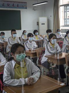 Estudiantes China