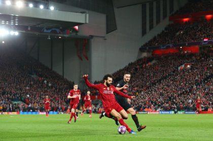Liverpool vs. Atlético de Madrid.