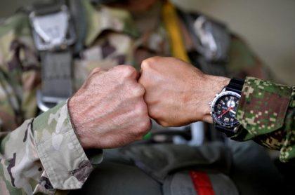 Retiro de nueve oficiales del Ejército