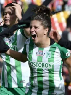 Liga femenina de Colombia
