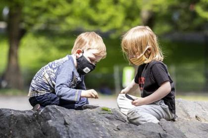 Niños (imagen de referencia)