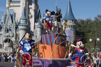 Parque Magic Kingdom de Disney