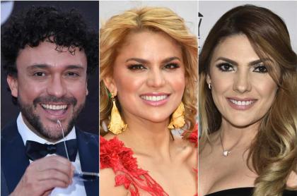 Andrés Cepeda / Adriana Lucía / Ana Karina Soto