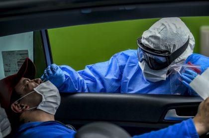 Casos de coronavirus en Colombia en mayo 28