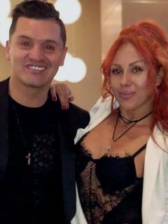 Hassam y Tatiana
