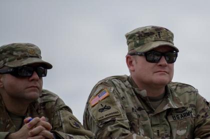 Militares de Estados Unidos en Colombia