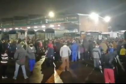 Protestas Corabastos