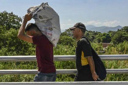 Venezolanos./Imagen ilustrativa.