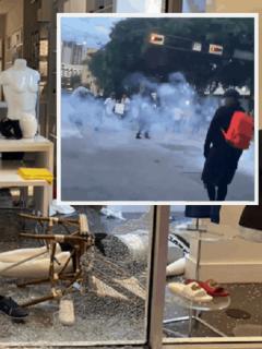 Saqueos y protestas en Miami tras protestas por muerte de George Floyd