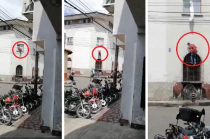 Paciente en Cali se fuga de hospital San Juan de Dios