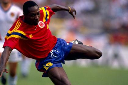 Freddy, Rincón, futbolista.