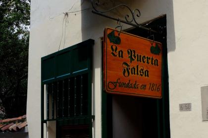Restaurante Puerta Falsa