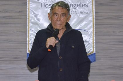 Héctor Suárez, actor.